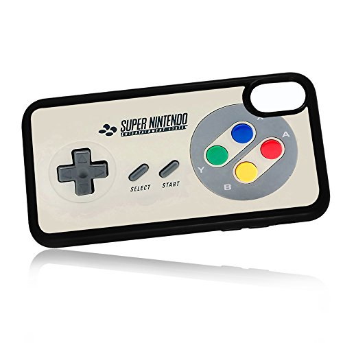 Covers Game Case Video ((For iPhone X) Phone Case Back Cover - HOT10811 Video Game)