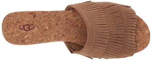 Borwn UGG UGG Sandals Marron Wedge Australia by 5w66zq8nX