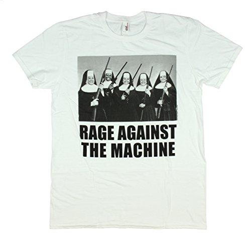 rage against the machine nuns with guns shirt