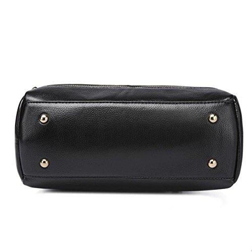 Pillow Crossbody shoulder Atmosphere Bag Handbag Pu Red Womens twXBqnxCf1
