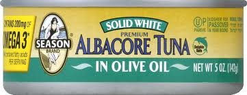 Seasons Tuna Albacore In Oil by Season Product