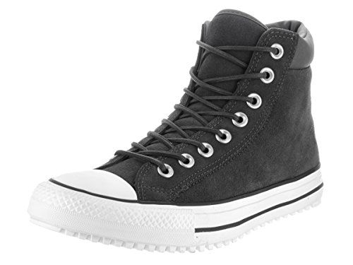 Converse Chuck Taylor All Star Boot Pc, Sneaker Alte Uomo Nero/Bianco