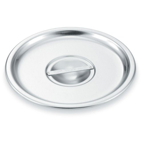 S/s Stock Pot Cover - Vollrath 77662 S/S Cover For 77600/77610/77620 Tri-Ply Stock Pots