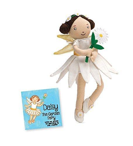 Garden Fairy Doll, Daisy (Garden Fairy Dress)