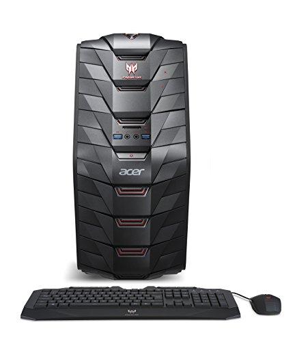 Acer Predator AG3-710-UR53 Gaming Desktop (6th Gen Intel Core i5, Windows 10, 8GB DDR4, NVIDIA GTX -