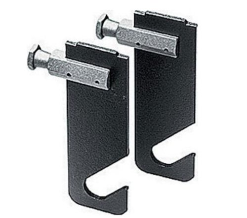 Bogen - Manfrotto Single Background Hook Set, Box of Two Hooks (#2911)