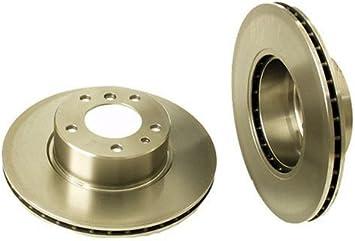 Brembo 25288 Ventilated Front Disc Brake Rotor