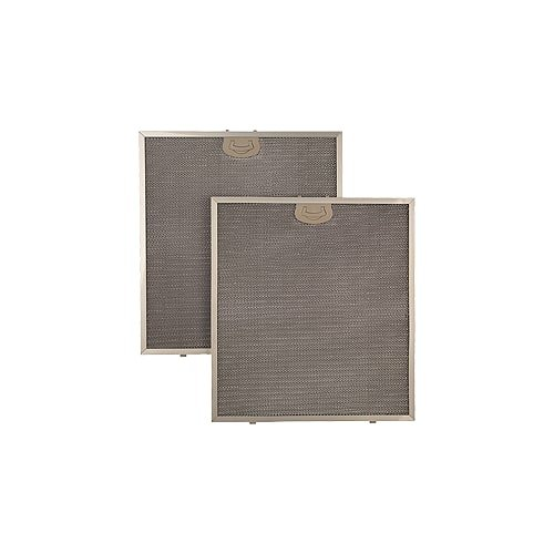 Broan-Nutone BPP2FA36 Replacement Aluminum Grease Filters for QP236