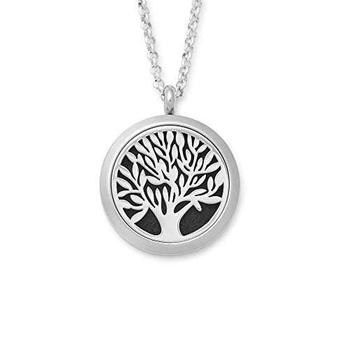 - Eve's Addiction Tree of Life Essential Oil Diffuser Locket