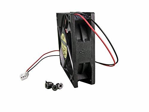 Adda 80mm X 25mm New Case Fan 12V 46CFM PC CPU Cooling Ball Brg 4 Screws 2pin