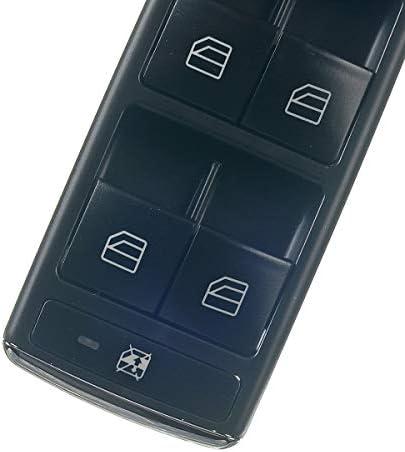 Fensterheber Schalter Taste Vorne Links Für W204 S204 W212 S212 A207 2007 2016 A2049055402 Baumarkt