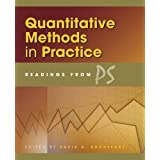 Quantitative Methods In Practice: Readings From PS