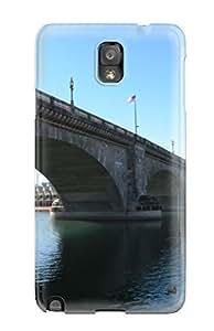 New Premium Flip Case Cover Lake Havasu City Skin Case For Galaxy Note 3