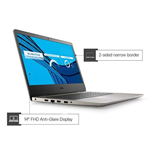 "Dell Vostro 3400 14"" FHD Anti Glare Display Laptop (11th Gen i5-1135G7 / 8GB / 512 SSD / Integrated Graphics / Win 10 + Office H&S/ Dune Color) D552157WIN9DE"
