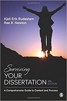 Review of surviving your dissertation: a comprehensive