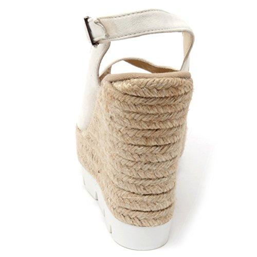 Espadrilles Sandalo Panna Shoe Paseo Sandal Scarpa Zeppa Donna Woman B5009 RgT7ZF7