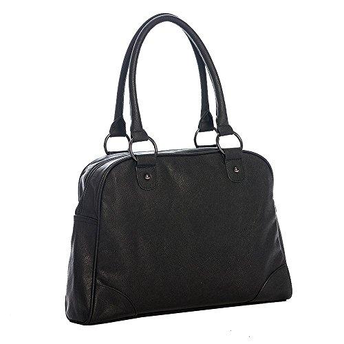 Sullen Clothing, Borsa a mano donna nero Misura standard