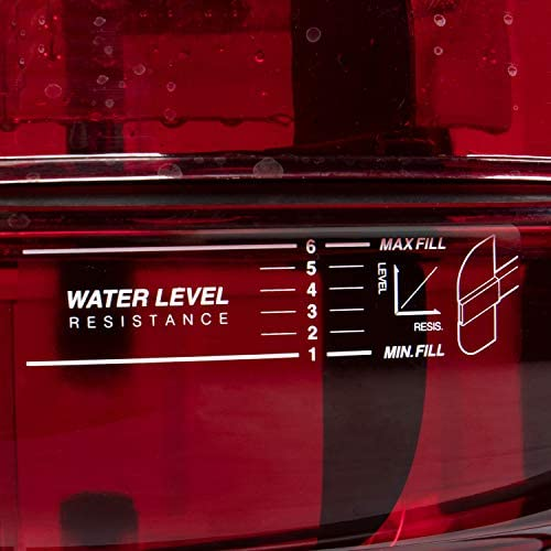 Sicherheit gepr/üft Nutzergewicht bis 130kg hochwertiger Traningscomputer SportPlus Wasserruderger/ät realistisches Rudergef/ühl 6-fach regulierbarer Wasserwiderstand kugelgelagerter Rudersitz