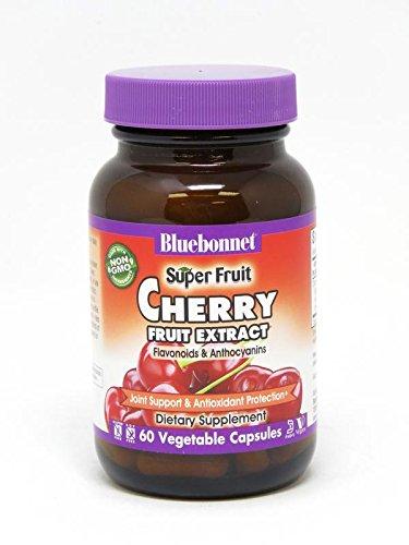 BlueBonnet Super Fruit Cherry Fruit Extract Supplement, 60 Count
