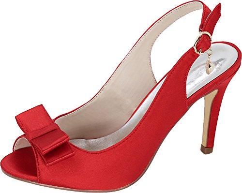 Donna sulla Red Aperte Caviglia CFP xqgYpwRnz