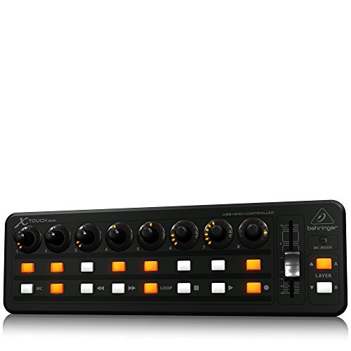 BEHRINGER X-TOUCH MINI - Adorama Digital Remote