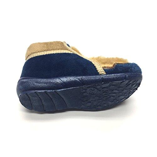Gezer Boys' Slippers Blue YAlh4v