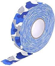 VOSAREA 2.5cmx25m Hockey Stick Tape Sticky Tape Anti-Slip Wear-Resistant Sports Waterproof Tape Hockey Stick W