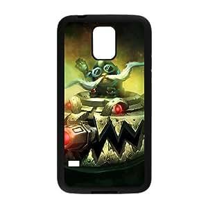 Corki Samsung Galaxy S5 Cell Phone Case Black 82You548769