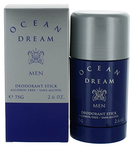 Designer Parfums Ltd - Ocean Dream Ltd By Designer Parfums Ltd For Men. Alcohol Free Deodorant Stick 2.6-Ounces