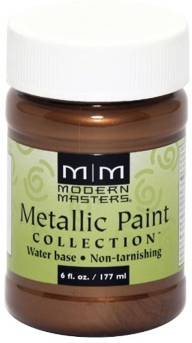 Modern Masters ME205-06 Metallic Antique Copper, 6-Ounce