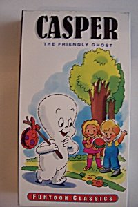 Amazon Com Casper The Friendly Ghost Vhs Movies Amp Tv