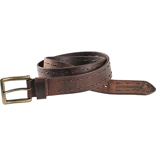 Cincture Belt (Legendary Whitetails Men's Woodland Trail Leather Belt Brown 32)