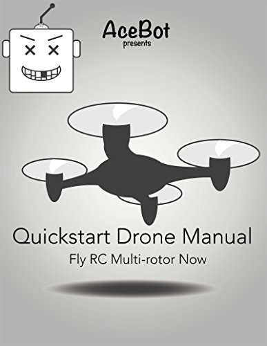 AceBot: Quickstart Drone Manual: Fly RC Multi-rotor Now
