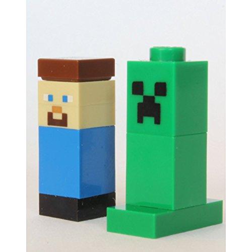 lego 21102 minecraft building set - 4
