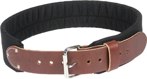 - Occidental Leather 8003 LG 3-Inch Leather and Nylon Tool Belt, Large