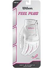 Wilson Women's Feel Plus Golf Glove