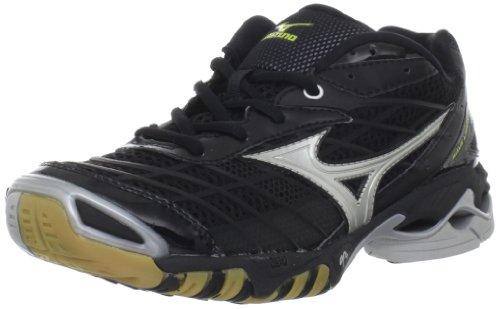 Mizuno Women's Wave Lightning RX Volleyball Shoe,Black/Si...