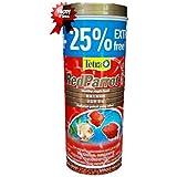 Tetra Red Parrot | 400 g | 1250 ml | Aquarium Fish Food | Happy Fins