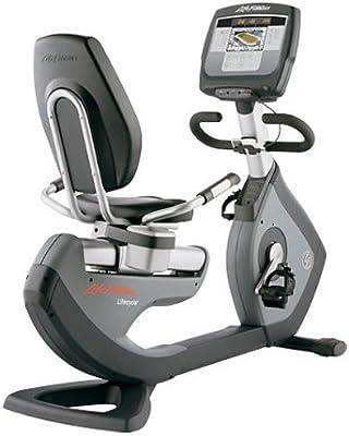 Life Fitness 95R Inspire Recumbent Bike: Amazon.es: Deportes y ...