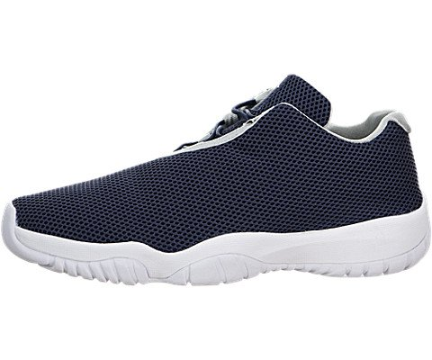 Jordan Future Low Midnight Navy/Grey Mist/White Casual Shoe 13 Men US ()