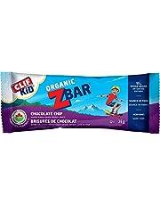 CLIF KID ZBAR - Organic Energy Bars - Chocolate Chip - (36 Gram Snack Bars, 12 Count)