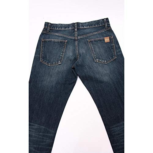 14 Dolce amp;G 93825 Men uomo amp; Trousers BLU Pantaloni Jeans Gabbana Gold Blu D f0fwxY