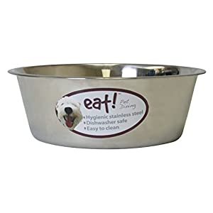 OurPets Basic Stainless Steel Dog Bowl, 10 Quart 33
