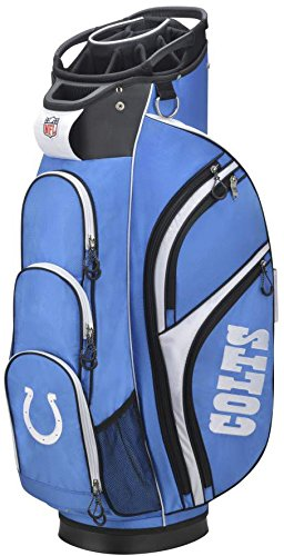 Wilson 2018 NFL Golf Cart Bag, Indianapolis Colts