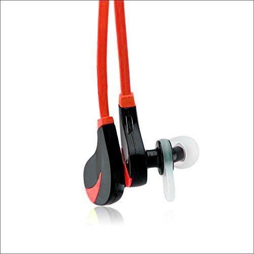 HanLuckyStars G6 Auriculares Inalámbricos Deportivos Bluetooth 4.0 Estéreo in-ear Cómodos con Manos Libres Micrófono Resistente al Sudor Reducción de ruido ...