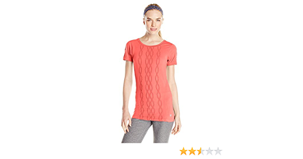 Colosseum - Camisa deportiva - Manga corta - para mujer rosa ...