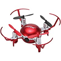Inkach Altitude Hold RC Quadcopter Drone with Remote Control 2.0MP HD Camera Red