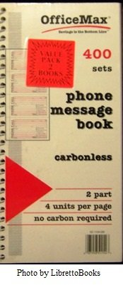office-max-phone-message-book-carbonless-400-sets