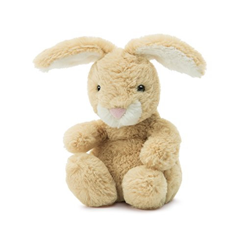 Jellycat Poppet Honey Rabbit Stuffed Animal, Small, 5.5 inches