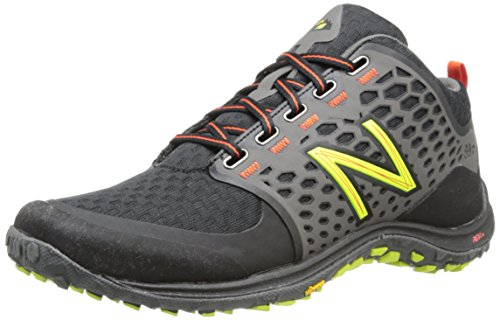 New Balance Men's MO89 Multi-Sport Shoe,Black/Yellow,8.5 D US